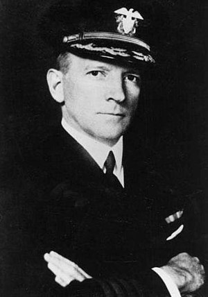 John W. Wilcox Jr. - John W. Wilcox Jr., photographed as a captain