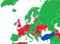 Recep Tayyip Erdoğan tarafından gerçekleştirilen Cumhurbaşkanlığı Avrupa ziyaretleri.png