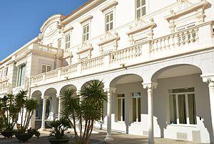 Universidad Politécnica de Cartagena - Image: Rectorado de la UPCT
