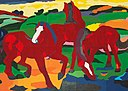 Red Horses after Franz Marc.jpg