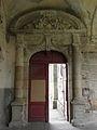Redon (35) Abbaye Saint-Sauveur Cloître 02.JPG