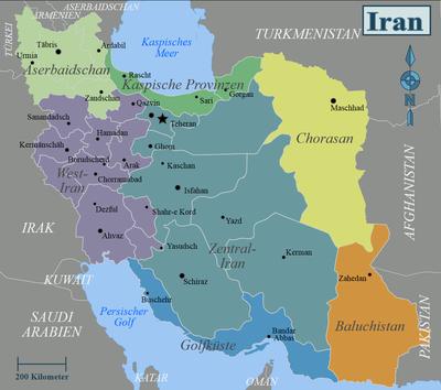 Einreisebestimmungen Iran