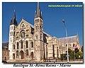 Reims-51100-Basilique Saint Rémi (Marne).JPG