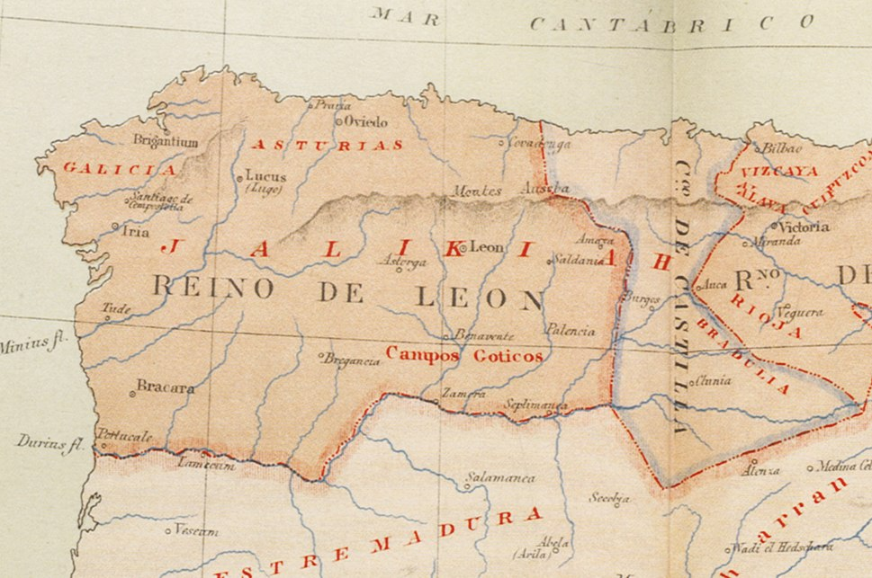Reino de Galicia - kingdom of Galicia - Jalilkiah