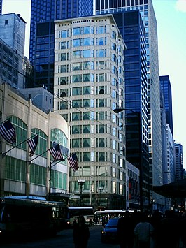 Het Reliance Building in november 2005.