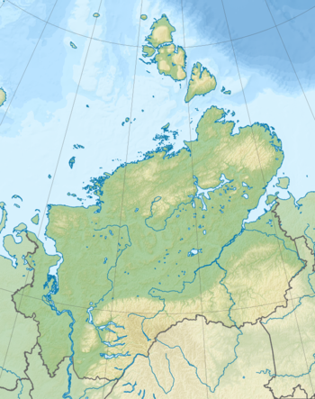Relief Map of Taymyrsky District.png