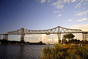 Rendsburg - Railway bridge