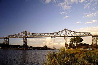 Rendsburg - Railway bridge