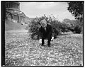 Rep. Patrick Boland of Pa., house whip, inspects hail storm, 4-29-38 LCCN2016873491.jpg