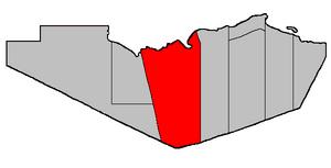 Eldon Parish, New Brunswick - Image: Restigouche County NB Eldon Parish