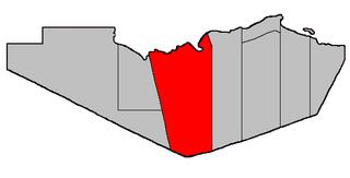Eldon Parish, New Brunswick Parish in New Brunswick, Canada