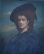 Retrato da rainha D. Maria Pia, vestida de varina (pormenor) - Joseph Fortuné Séraphin Leyraud, 1876.png