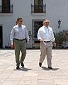 Reunión Ministro del Interior, Rodrigo Hinzpeter y Ministro Secretario General de Gobierno, Andrés Chadwick (3).jpg