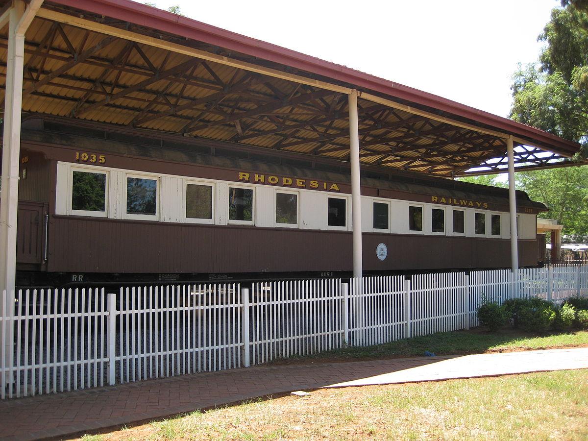 Botswana Railways Wikipedia