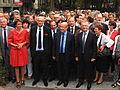 Ribambelle d'élus pour l'inauguration du tram de Tours par Cramos.JPG