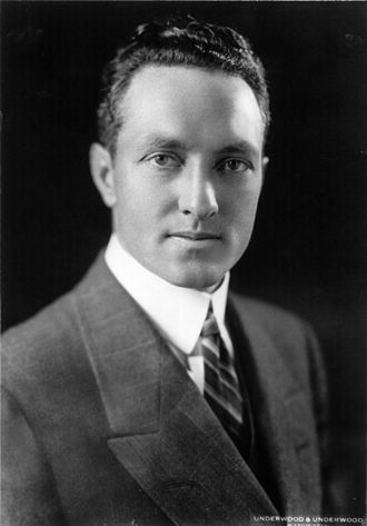 Richard E. Byrd - Byrd in 1928