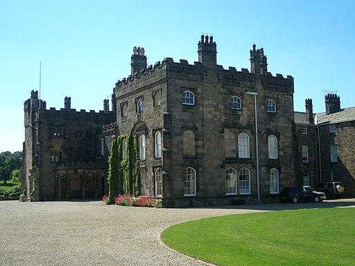 Ripley Castle 1