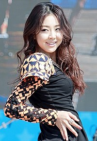 Rise Kwon in Incheon Festival Ara (2) (cropped).jpg