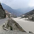 River in Northern Pakistan.jpg