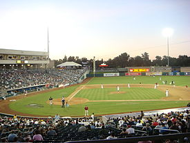 Raley Field in 2007