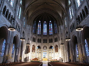 Riverside Church - Interior of Riverside Church