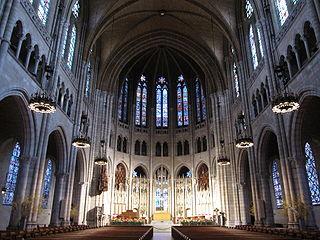 Riverside Church church in New York City