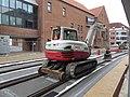 Road-rail excavator at Carl Nielsens Kvarter.jpg