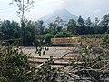 Road closure near Mount Sinabung 02.jpg