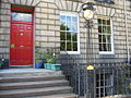 Robert Louis Stevenson childhood home, Heriot Row.jpg