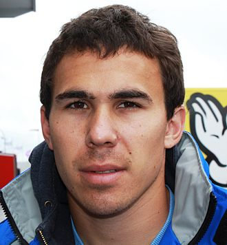 Robert Wickens - Wickens at the 2011 Nürburgring World series by Renault round