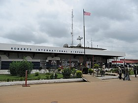 image illustrative de l'article Aéroport international de Monrovia-Roberts
