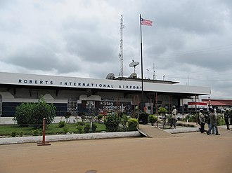 Roberts International Airport - Image: Roberts International Airport