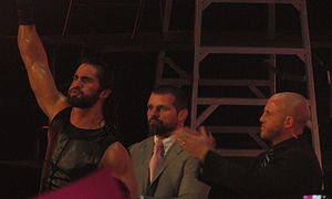 Jamie Noble - Image: Rollins and J&J Security