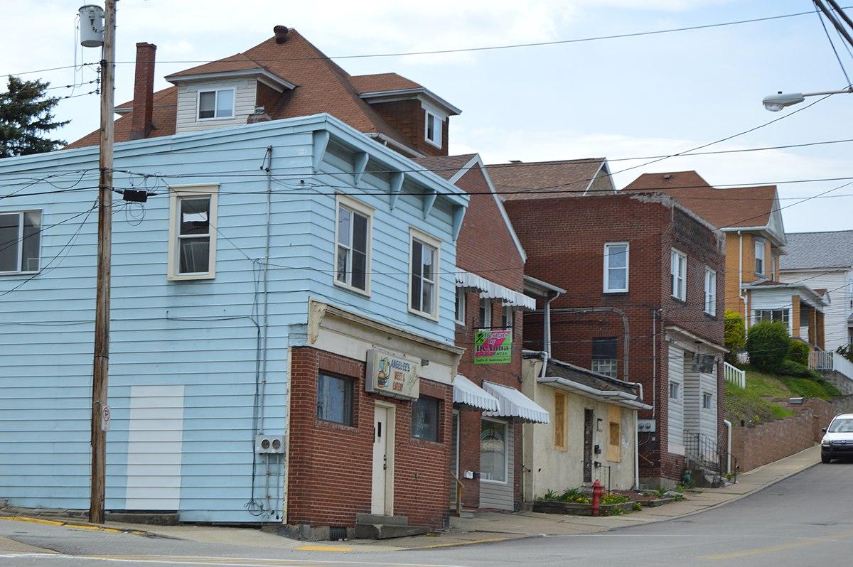 Port vue pennsylvania wikipedia for Porte vue 300 vues