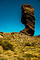 Roque Cinchado (close up), Teide National Park (World Heritage Site). Tenerife, Canary Islands, Spain, Southwestern Europe.jpg