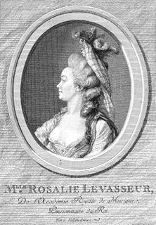 Rosalie Levasseur singer