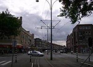 Feijenoord district - Image: Rotterdam Beijerlandselaan zomer 2006
