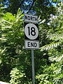 Route 18 NB end sign.jpg