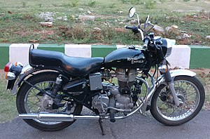 Royal Enfield (India) - Royal Enfield Bullet Electra 350, 2004