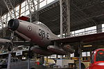 Royal Military Museum, Brussels - Republic F-84 Thunderjet (11448797176).jpg