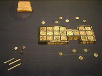 Royal game of Ur,at the British Museum.jpg