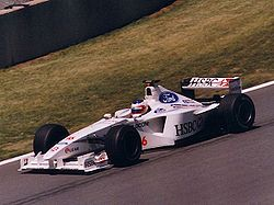 Rubens Barrichello podczas Grand Prix Kanady 1999