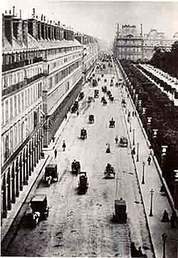 Haussmann\'s renovation of Paris - Wikipedia