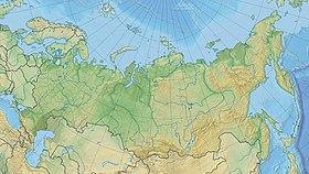 Уральские горы (Россия)