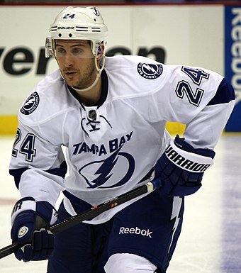 Ryan Callahan during his first month with the Lightning. Callahan was  acquired by the team 10b1e1897
