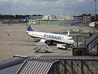 EI-EBF - B738 - Ryanair