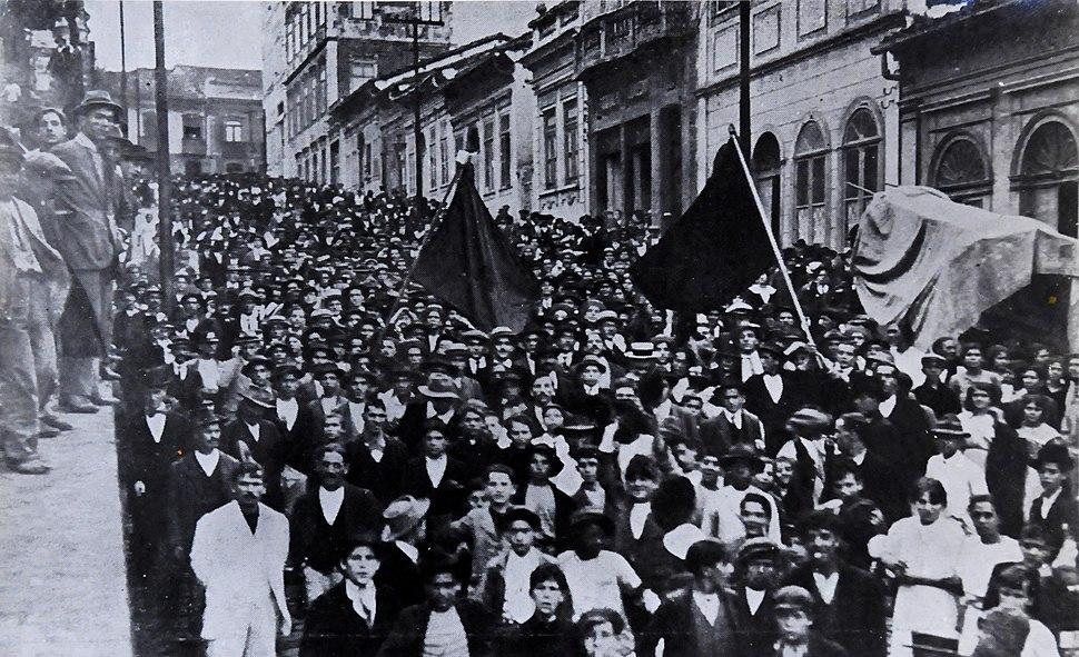 São Paulo (Greve de 1917)