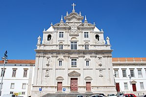 New Cathedral of Coimbra