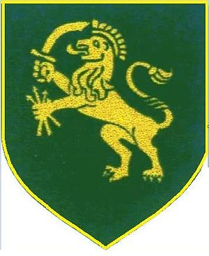 9 South African Infantry Battalion - SANDF 9 SAI emblem
