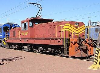 1983 in South Africa - Class 8E